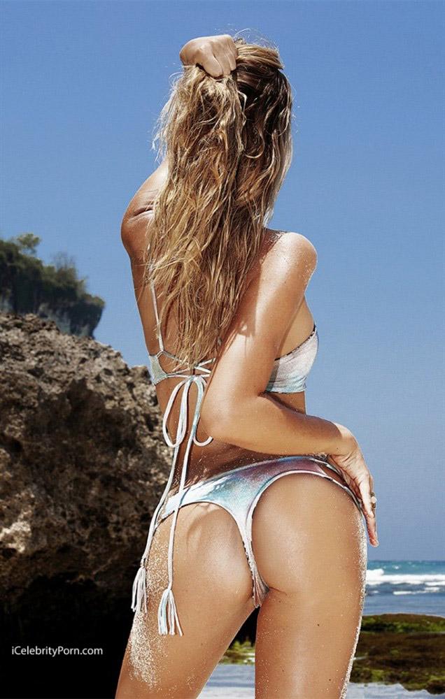 Alexis Ren desnuda fotos porno - 2017 - xxx - famosa desnuda