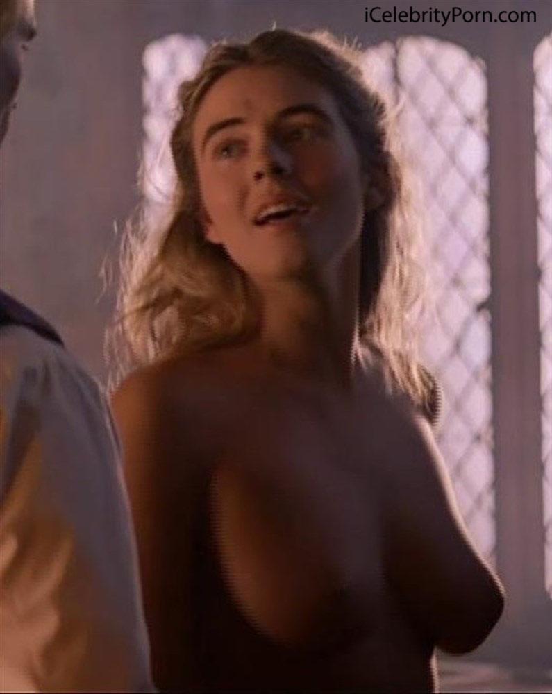 Elizabeth Hurley foto desnuda