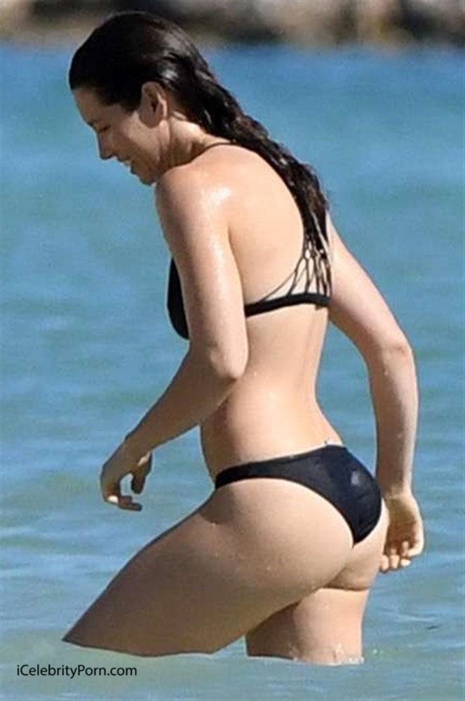 Jessica Biel desnuda - Fotos xxx - famosa desnuda - 2017