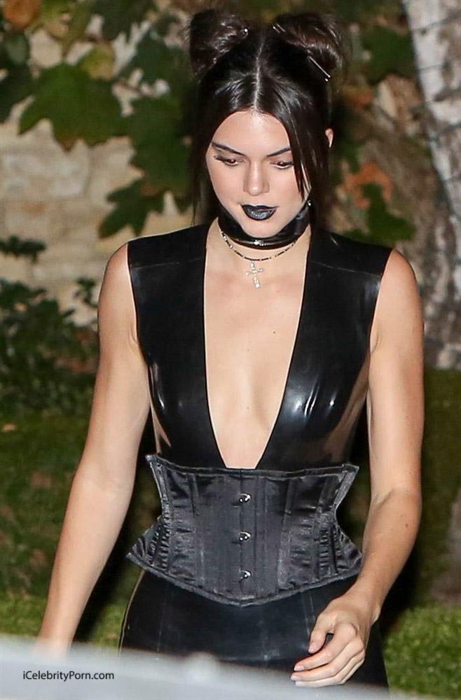 Kendall Jenner foto xxx - fotos porno - famosa desnuda - 2017