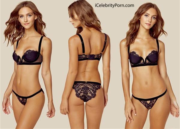 Rachel Cook desnuda - famosa desnuda - modelo - 2017