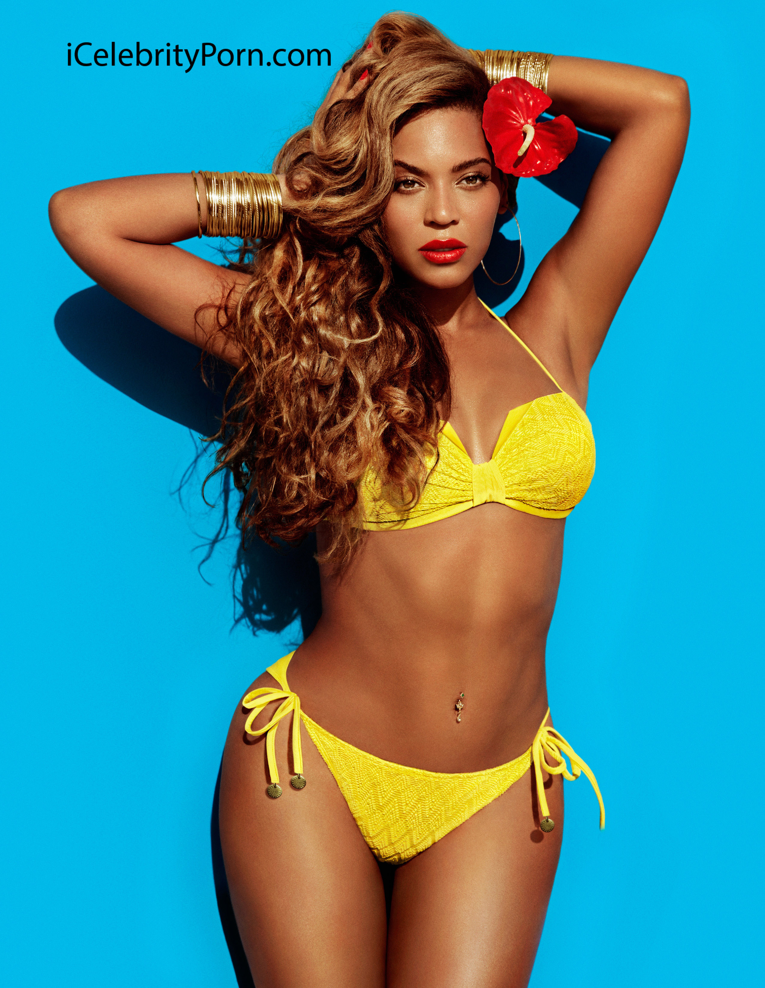 Fotos hot de beyonce en bikiny