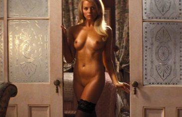 Filtrado video porno de Margot Robbie El lobo de Wall Street Porno