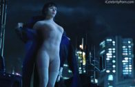 Scarlett Johansson Desnuda Ghost in the Shell porno (2)