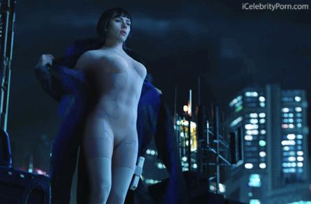 Scarlett Johansson Desnuda Ghost in the Shell porno